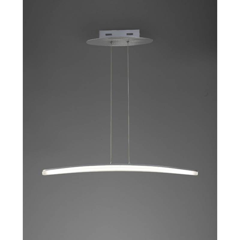 Lampara colgante Hemisferic LED 20w de Mantra