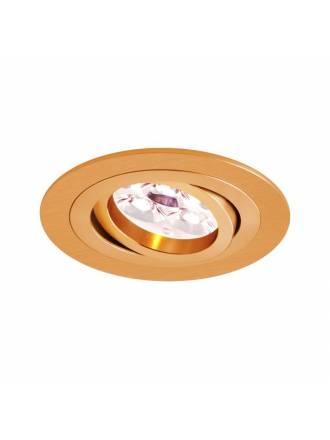 Foco empotrable Mini Catli GU10 circular oro - Bpm