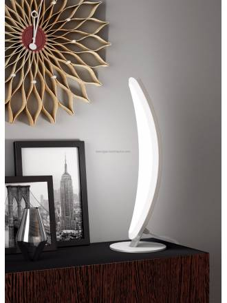 Mantra Hemisferic table lamp LED 6w aluminium