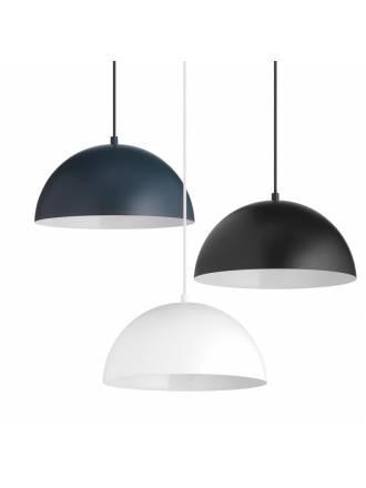 Lámpara colgante Goko 1L E27 aluminio modelos - MDC 1