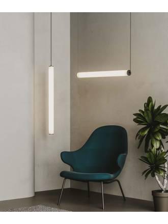 Lámpara colgante Tube LED 20w - Aromas