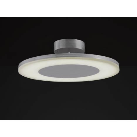Mantra Discobolo ceiling lamp LED 36w aluminium