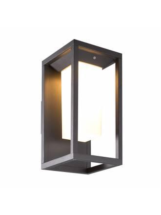 Aplique de pared Meribel Solar LED + sensor - Mantra