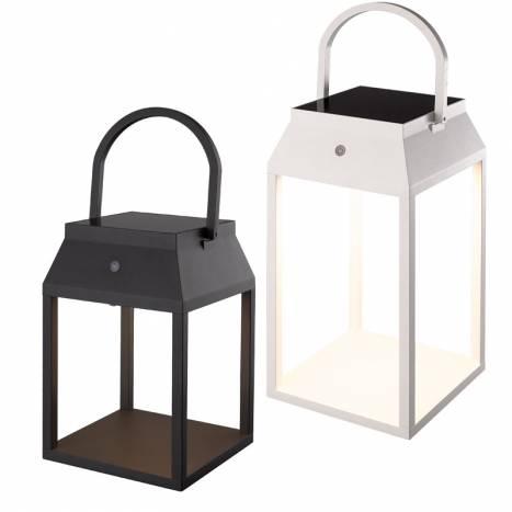 MANTRA Sapporo LED solar + USB portable lamp