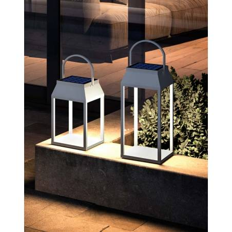 MANTRA Sapporo LED solar + USB portable lamp ambient 1