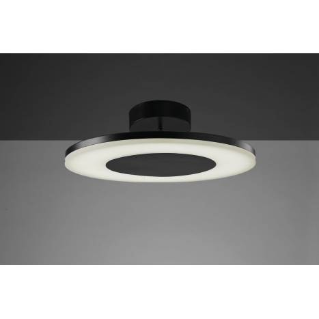 Mantra Discobolo ceiling lamp LED 36w black