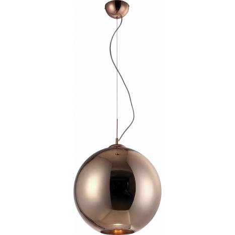 Mantra Crystal pendant lamp Ball big glass
