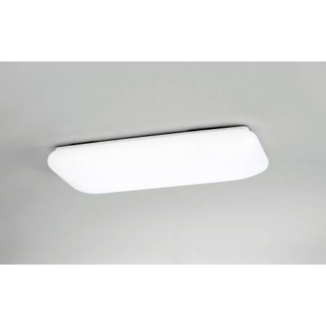 Mantra Rectangle ceiling lamp LED 25w
