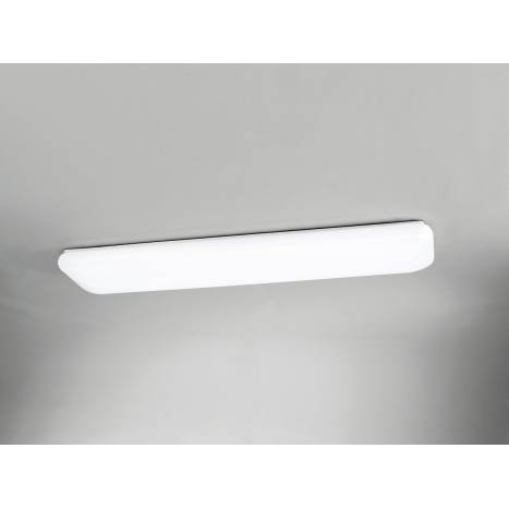 Mantra Rectangle ceiling lamp LED 51w