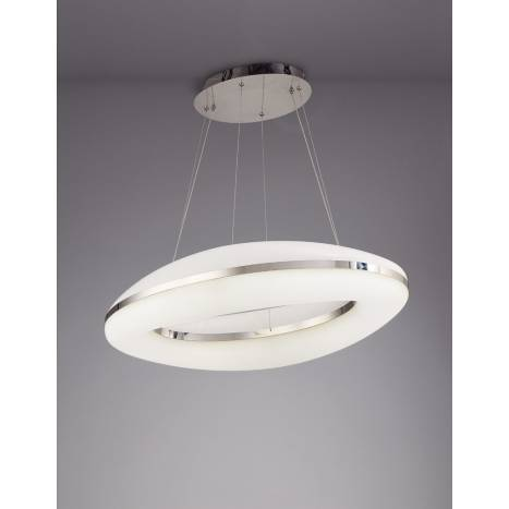 Mantra Oakley pendant lamp LED 2x40w