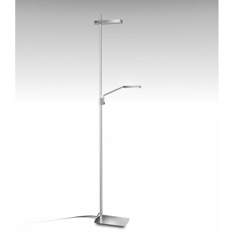 Mantra phuket floor lamp led chrome for Mantra 5 light floor lamp