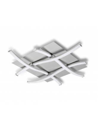Mantra Nur ceiling lamp LED 34w aluminium
