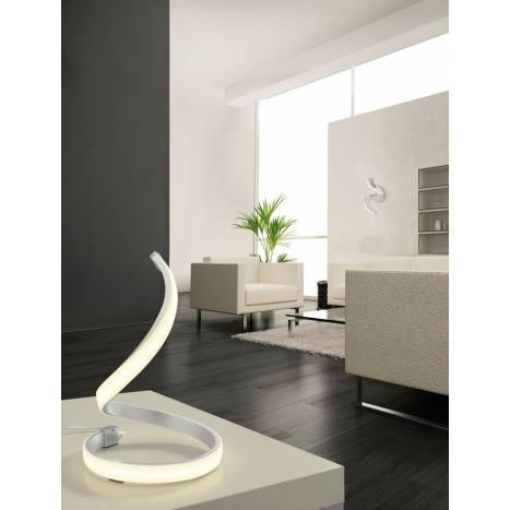 Mantra Nur wall lamp LED 10w aluminium