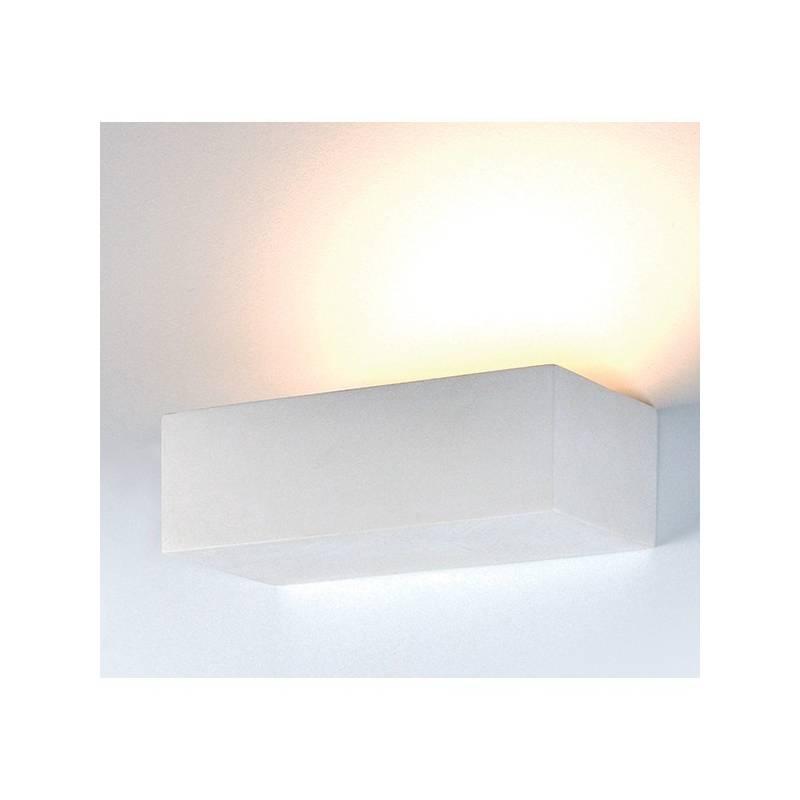 Aplique de pared tebe led blanco bpm - Aplique pared led ...