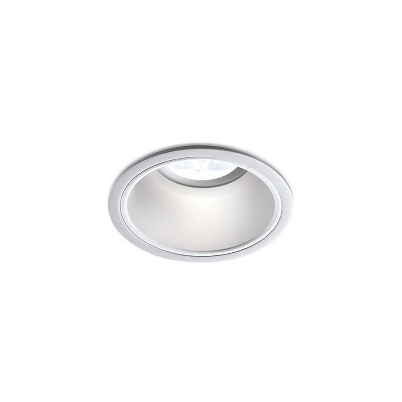 Foco empotrable Sikma circular aluminio de Bpm