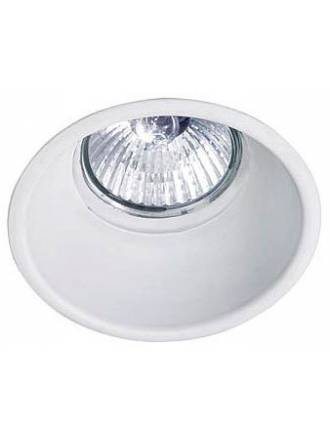 BPM Koni recessed light white aluminium