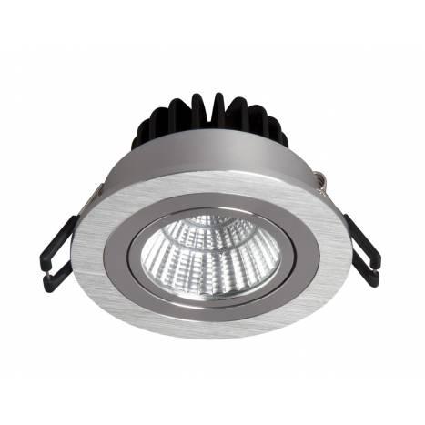 BPM Rebecca round recessed light LED 10w aluminium