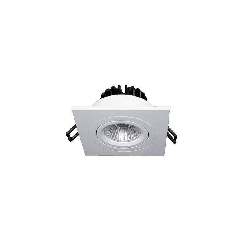BPM Rebecca square recessed light LED 10w white