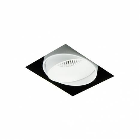 BPM Kuvet recessed light trimless LED 10w white