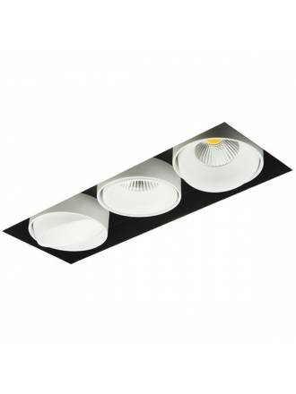 Foco empotrable Kuvet Trimless LED 3x10w de Bpm