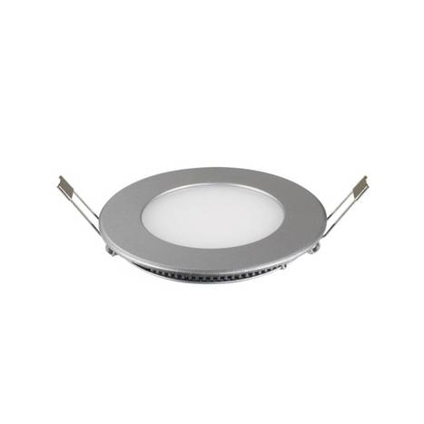MASLIGHTING Downlight LED 8w round grey