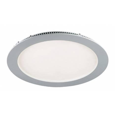Downlight led 20w circular gris extraplano maslighting for Downlight led extraplano