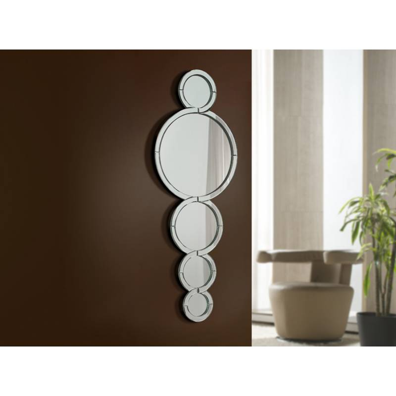 Schuller Mercury wall mirror modern
