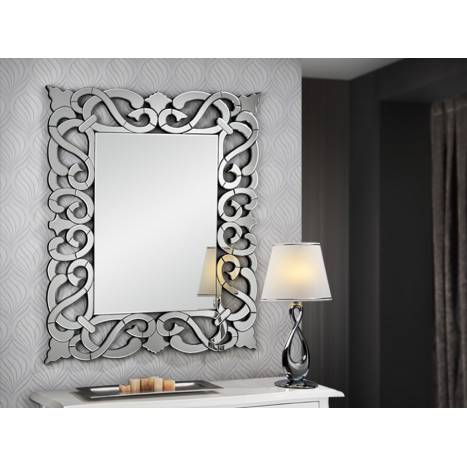 Schuller Dunia wall mirror rectangular