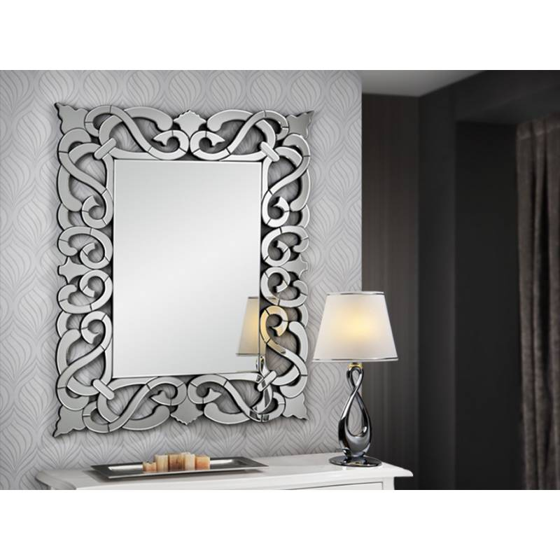 Schuller Dunia wall mirror rectangular