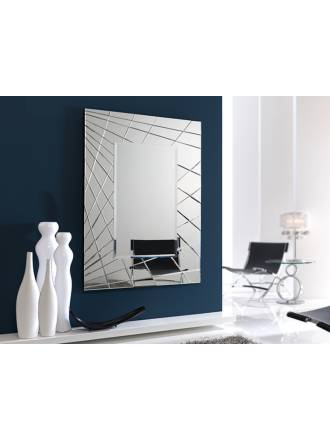 Espejo de pared cristal moderno Fusion Schuller