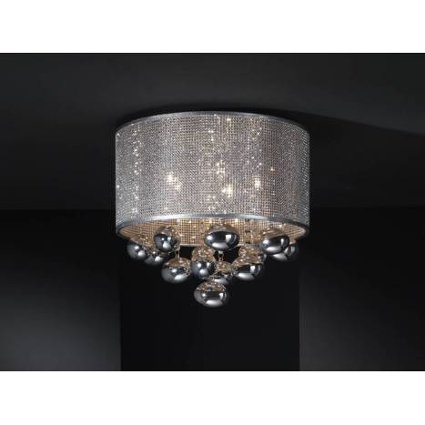 SCHULLER Andromeda ceiling lamp 5 lights