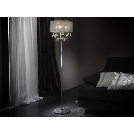SCHULLER Andromeda floor lamp 5 lights