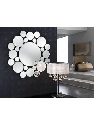 SCHULLER Leila wall mirror round