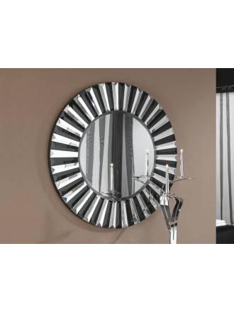 Espejo de pared cristal Alberta circular Schuller
