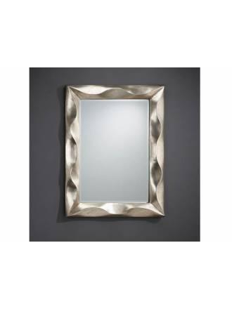 Espejo de pared Alboran rectangular envejecido de Schuller
