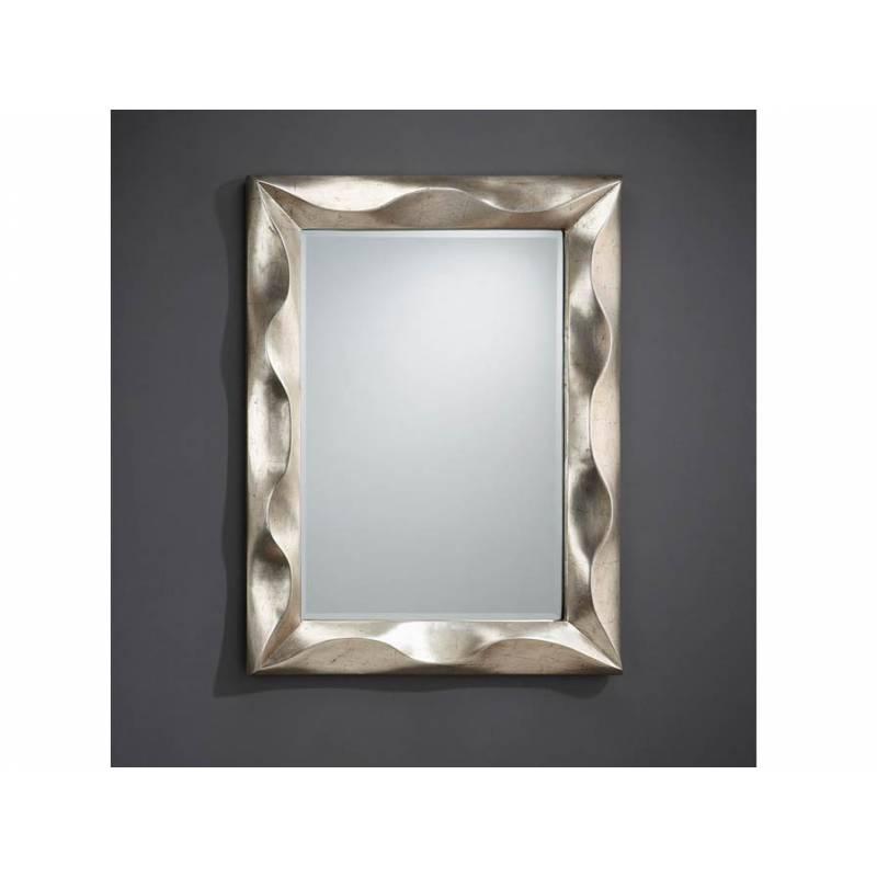 Espejo de pared alboran rectangular schuller for Espejo rectangular pared