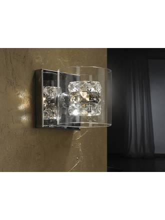 Schuller Flash wall lamp 1 light
