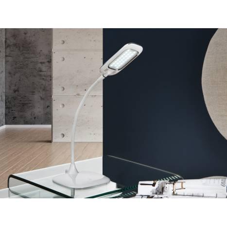 Sobremesa Eye LED 5w color blanco de Schuller