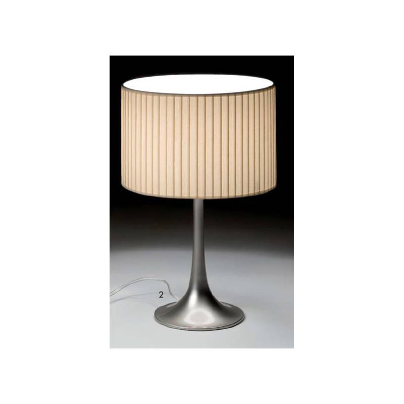 MASSMI Simplicity table lamp cream fabric