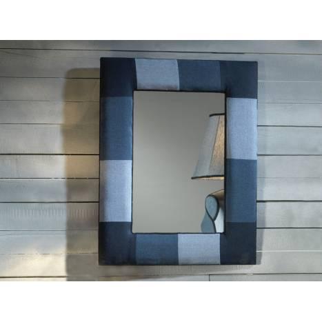 Schuller Vogue Denim wall mirror