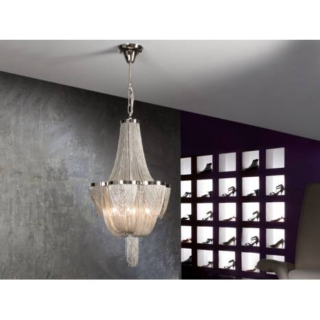 SCHULLER Minerva pendant lamp 6 lights