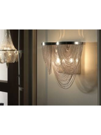 Aplique de pared Minerva 2 luces - Schuller