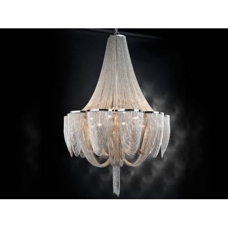 SCHULLER Minerva pendant lamp 15 lights