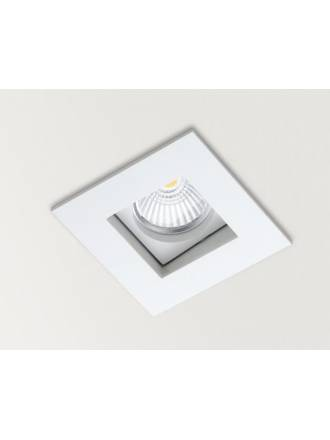 ARKOSLIGHT Win square recessed light white