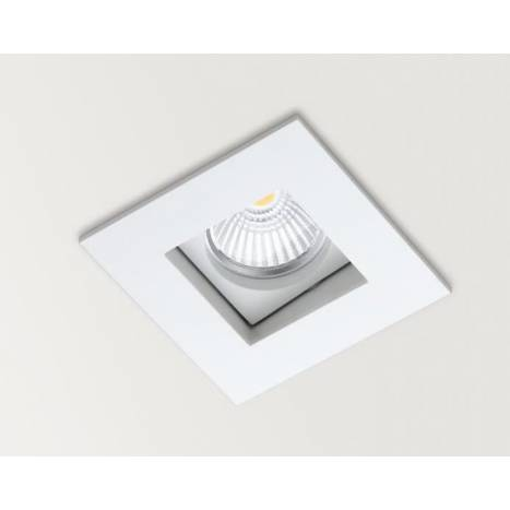 Win square recessed light white arkoslight win square recessed light white aloadofball Images