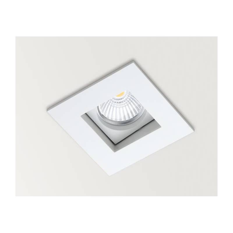 ARKOSLIGHT Win square recessed light white