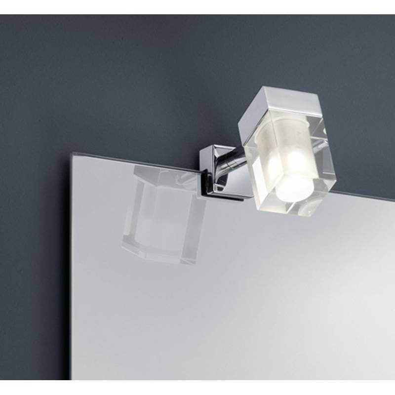 Aplique de pared 2819 1 luz led pinza trio for Apliques de luz para escaleras