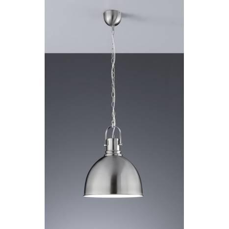 Trio 3005 pendant lamp 1L matt nickel