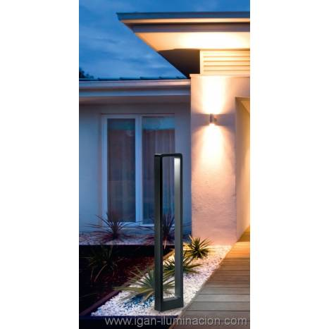 TRIO Reno outdoor bollard LED 5w anthracite