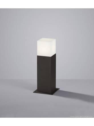 Lampara de pie Hudson LED 30cm gris pizarra de Trio